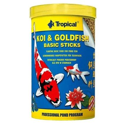 Koi & Goldfish Basic Stick 85g (1000ml)