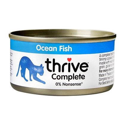 Cat Ocean Fish Wet Food 75g