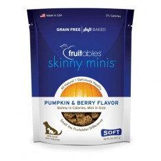 Fruitables Skinny Minis Dog Treats Pumpkin & Berry 141 G