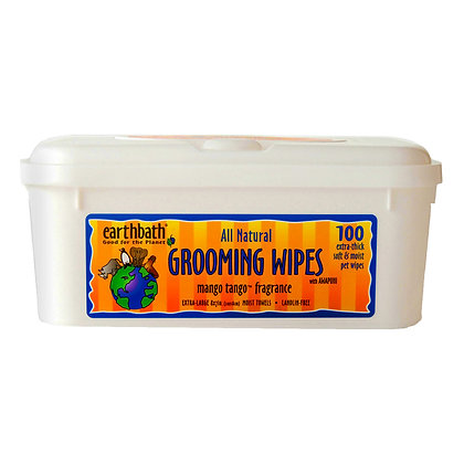 Grooming Wipes Mango Tango ,Mango Essence 100pcs