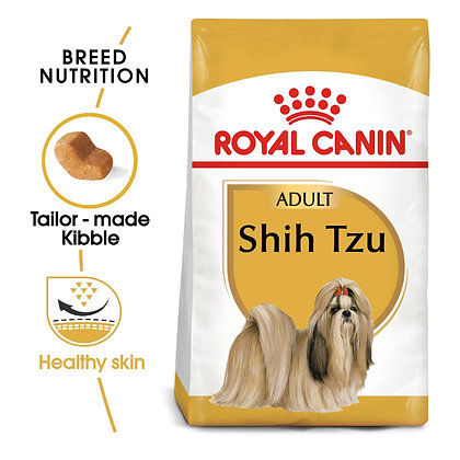BREED HEALTH NUTRITION SHIH TZU ADULT 7.5 KG