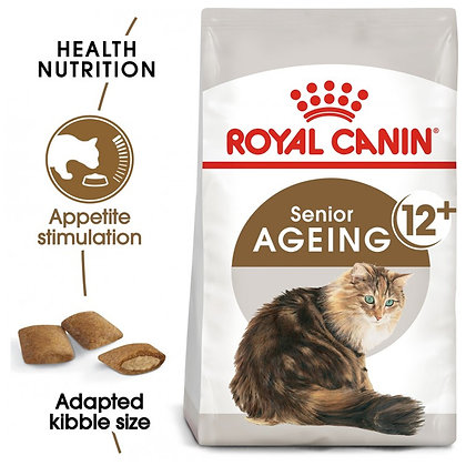 FELINE HEALTH NUTRITION - Ageing 12+ Years 2kg