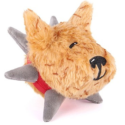 Spiked! by P.L.A.Y. Biff the Dog Jr. Plush Toy