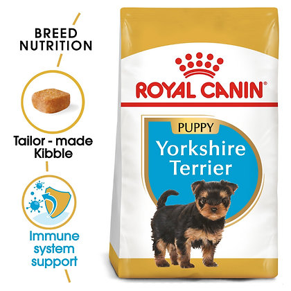 BREED HEALTH NUTRITION YORKSHIRE PUPPY 1.5 KG