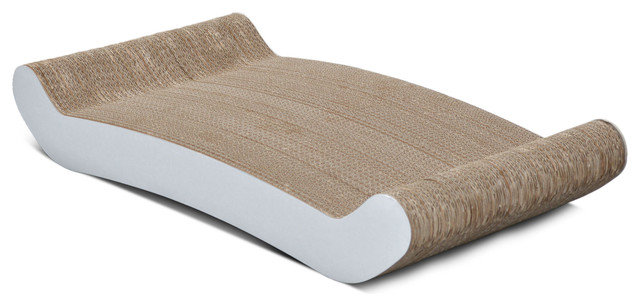 Reversible Curved Scratcher