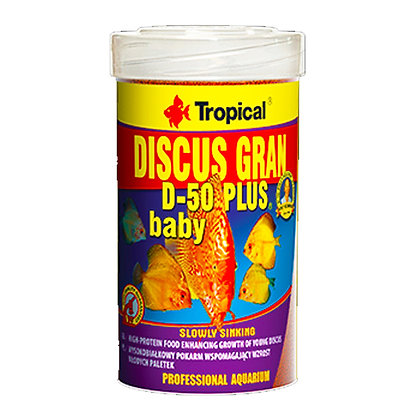 Discus Gran D-50 Plus (Baby) 52g/100ml