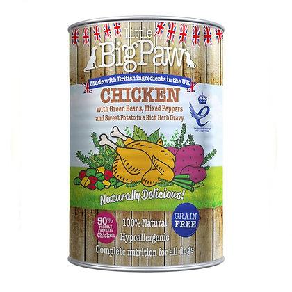 Dog Chicken 390g Tin