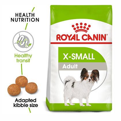 SIZE HEALTH NUTRITION XS ADULT 1.5 KG