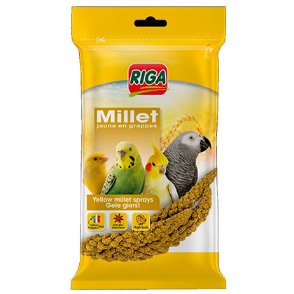Riga Aniseed yellow millet 200g