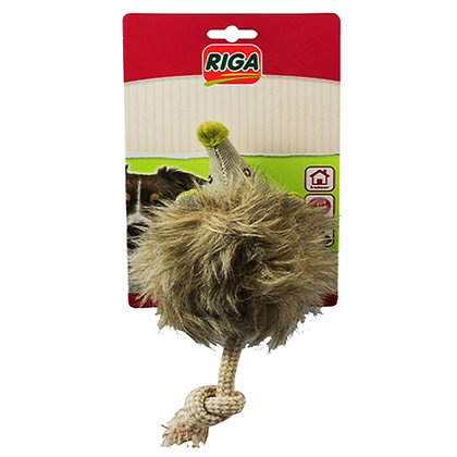 Hedgehog Jungle Plush