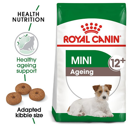 SIZE HEALTH NUTRITION MINI AGEING 12+ 1.5 KG
