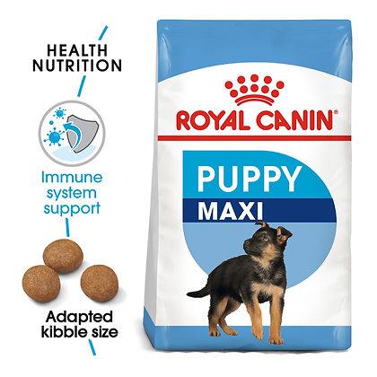 SIZE HEALTH NUTRITION MAXI PUPPY