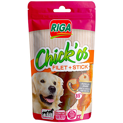 Riga Chick'os Fillet + Stick 75g