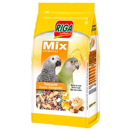 Riga Mix menu for Parrots 750g