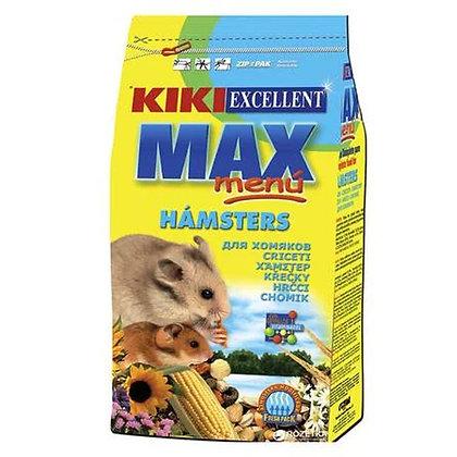 Kiki Max menu Hamster