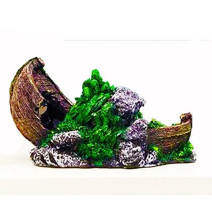 Cro - Aqr 01023 Wrecked Ship