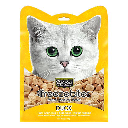 Freezebites Dried Duck 15g
