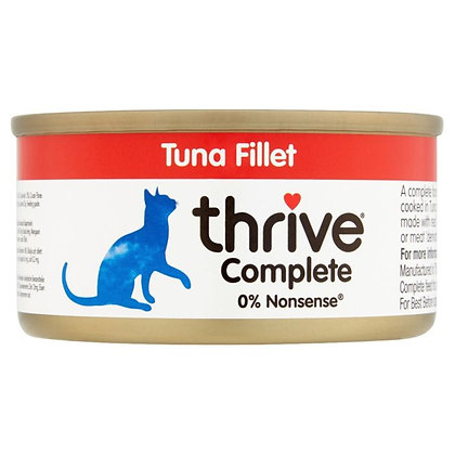 Tuna Cat Wet Food 75g