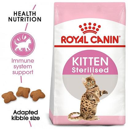 FELINE HEALTH NUTRITION - Kitten Sterilised 2kg