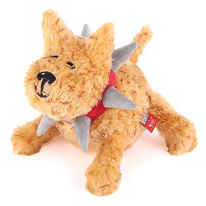 Spiked! by P.L.A.Y. Biff the Dog Sr. Plush Toy