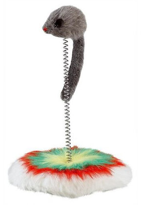 PA 5030 Mouse on Spring Cat Toy