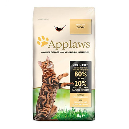 Applaws Chicken Adult Cat Dry Food 2kg