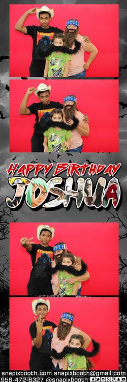 Joshua 15th