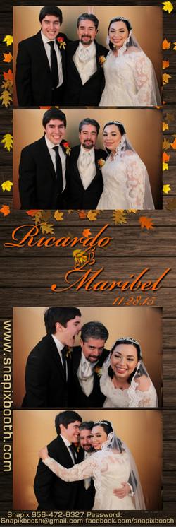 Ricardo & Maribel Wedding