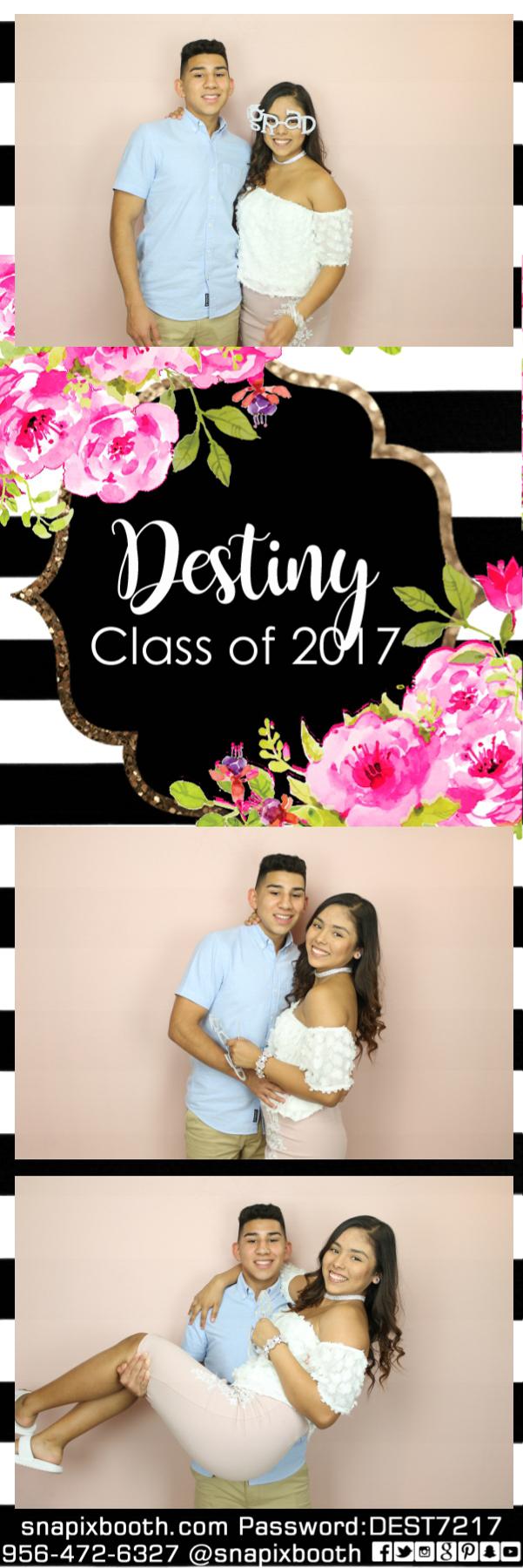 Destiny Class of 2017