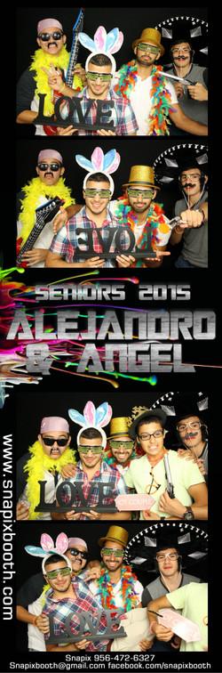 Alejandro & Angel Graduation Party