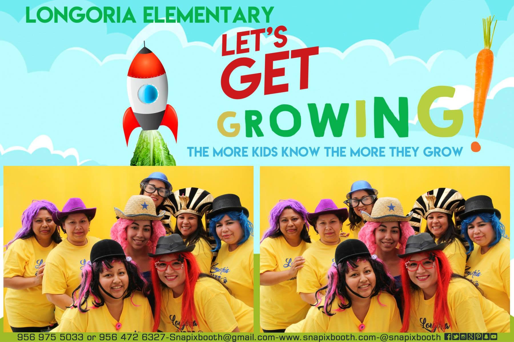 Let's Get Growing Longoria Elementary Ph