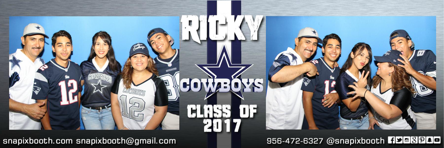 Ricky's Graduation Party
