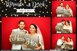 Miranda & Derek Wedding