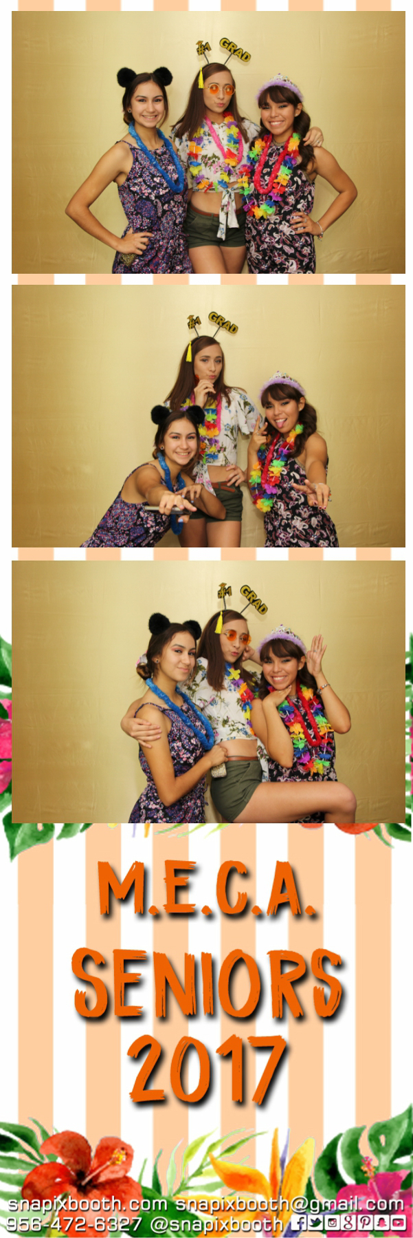 MECA Senior Party 2017