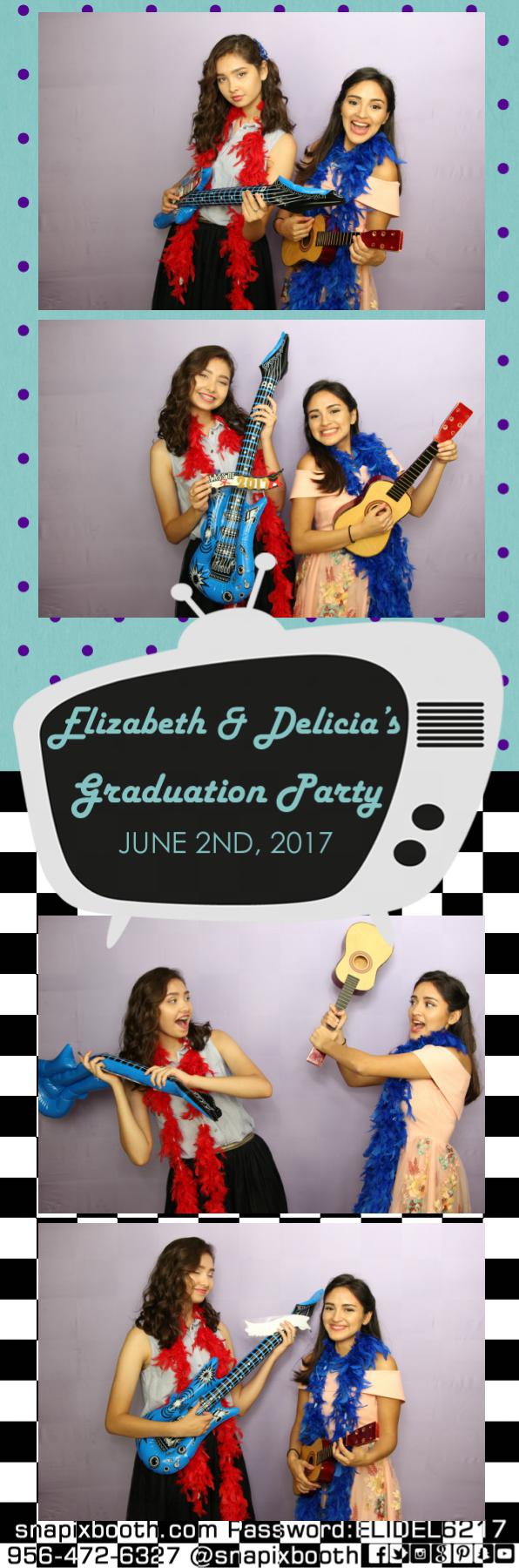 Elizabeth & Delicia's Grad Party