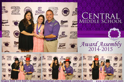 Central MS Award Assembly