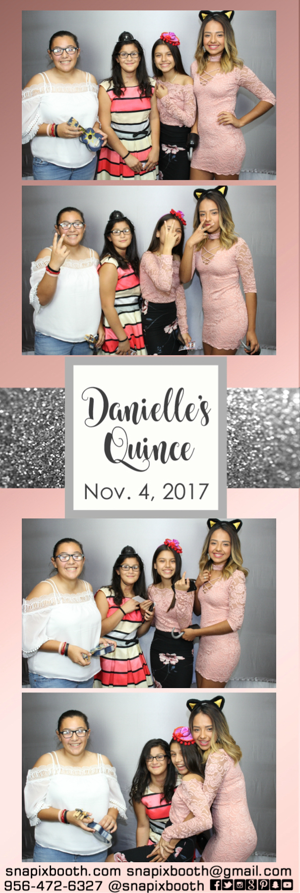 Danielle's Quince