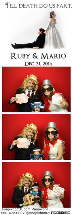 Mario & Ruby Wedding