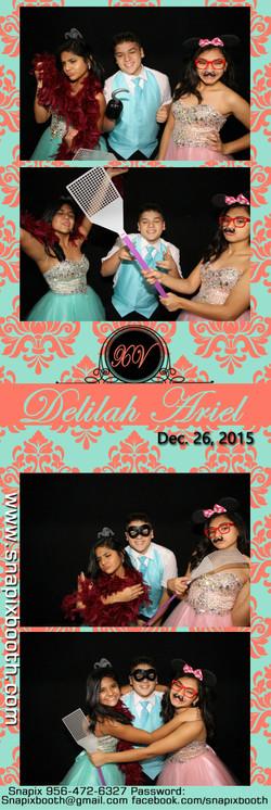 Delilah's 15th