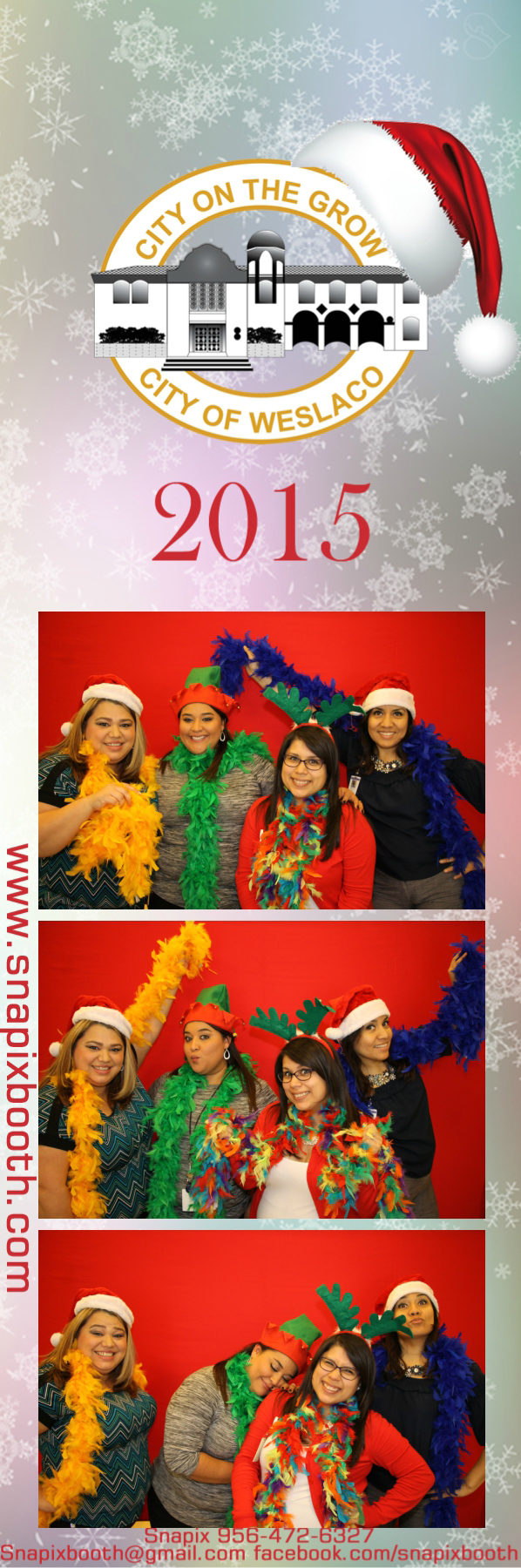 City of Weslaco Christmas Party