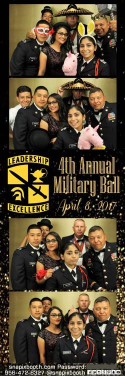 4th Annual Military BAll