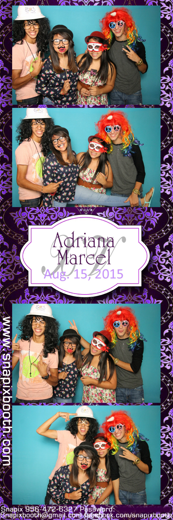 Adriana Marcel Quince