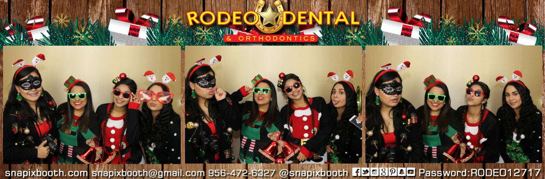 Rodeo Dental Xmas Party
