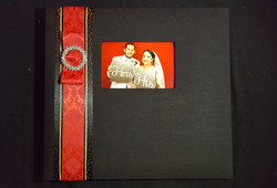 Miranda & Derick Scrapbook