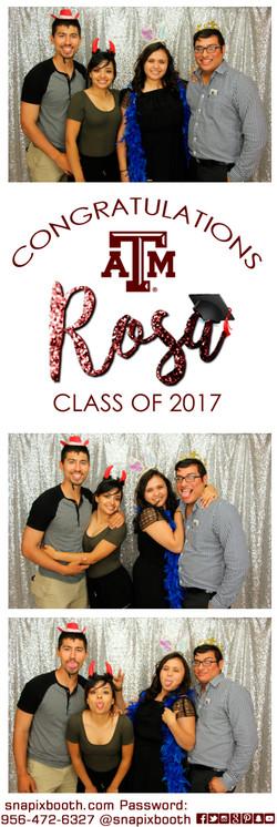 Rosa Grad Party