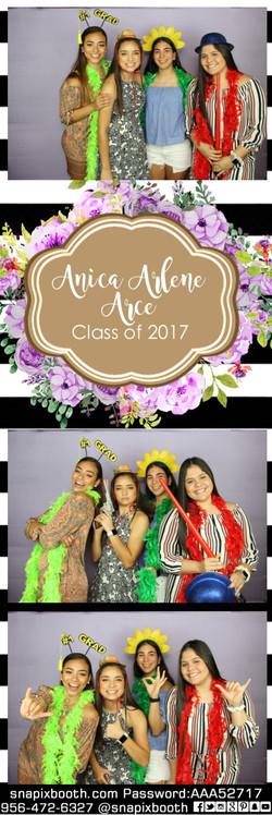 Anica's Grad Party
