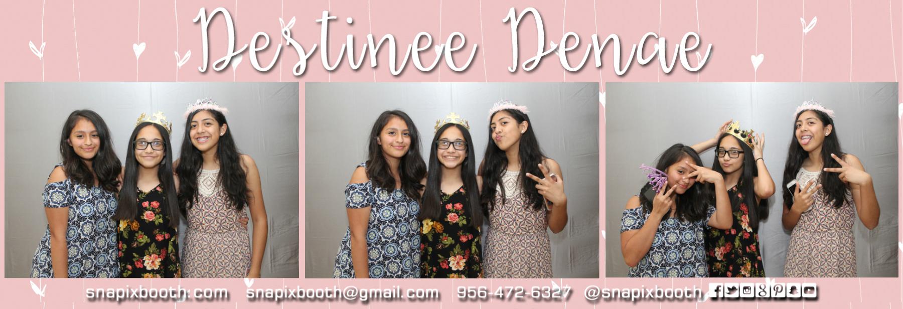 Destinee Denae Quince