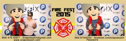 Pharr Fire Fest 2015