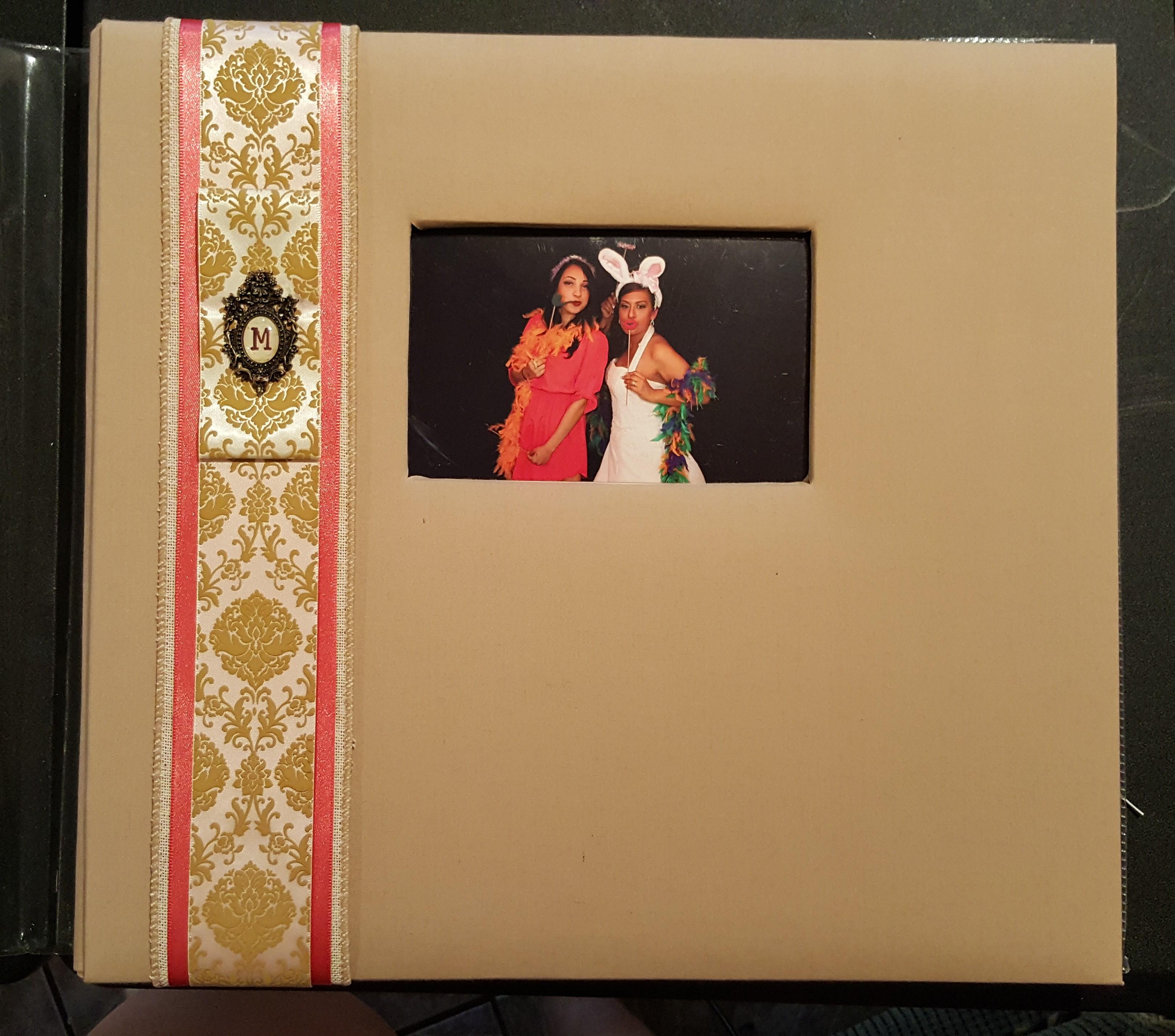 Custom Scrapbooks