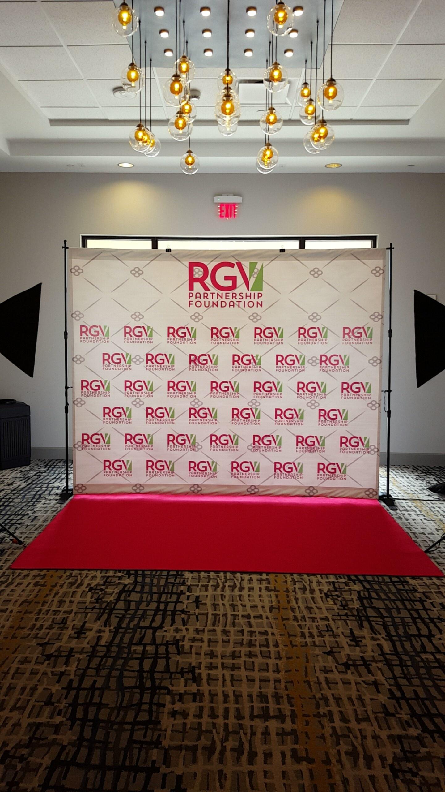 RGV Partnership Foundation Banner